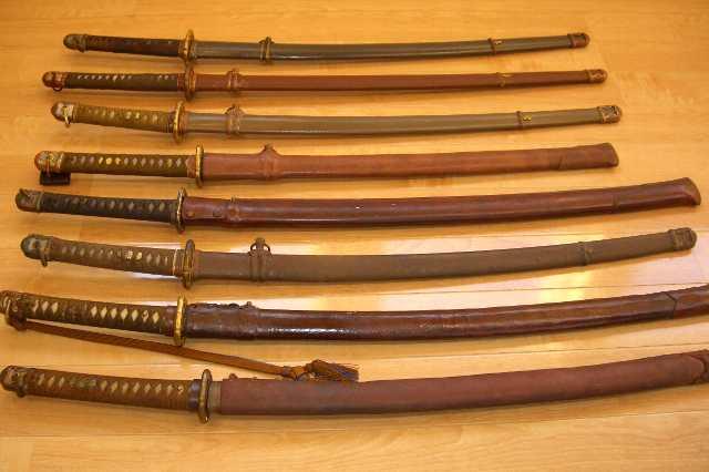 陸軍九五式下士官軍刀
